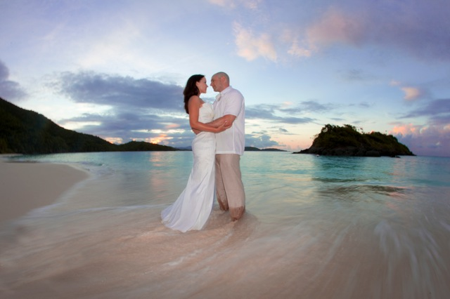 St John VI Barefoot Beach Weddings