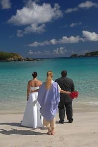 Get Married on a St John beach