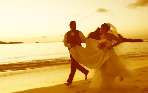 Magical Barefoot Beach Weddings