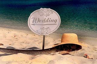 Get Married on the Beach with Anne Marie