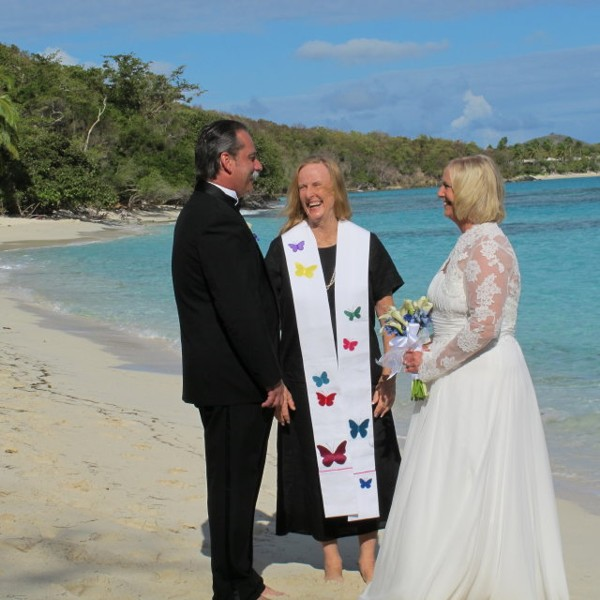 St John Beach Wedding FAQ's